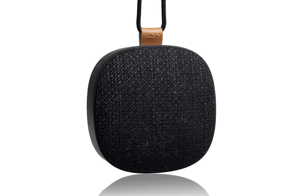 SACKit WOOFit GO XQ bluetooth speaker, black