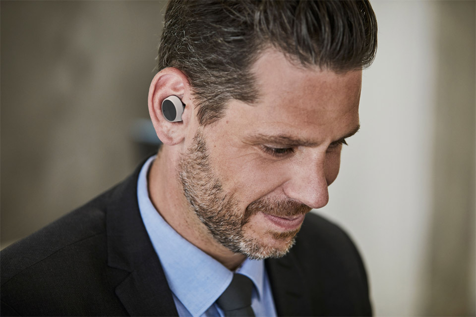 SACKit ROCKit X in-ear headphones, lifestyle