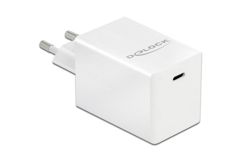DeLock 60W USB-C charger - Back