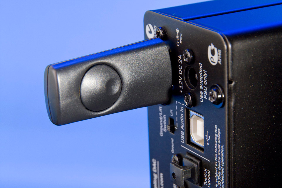 Cambridge BT100 Bluetooth audio receiver - Lifestyle