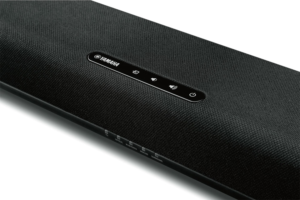 Yamaha SR-C20A soundbar, black