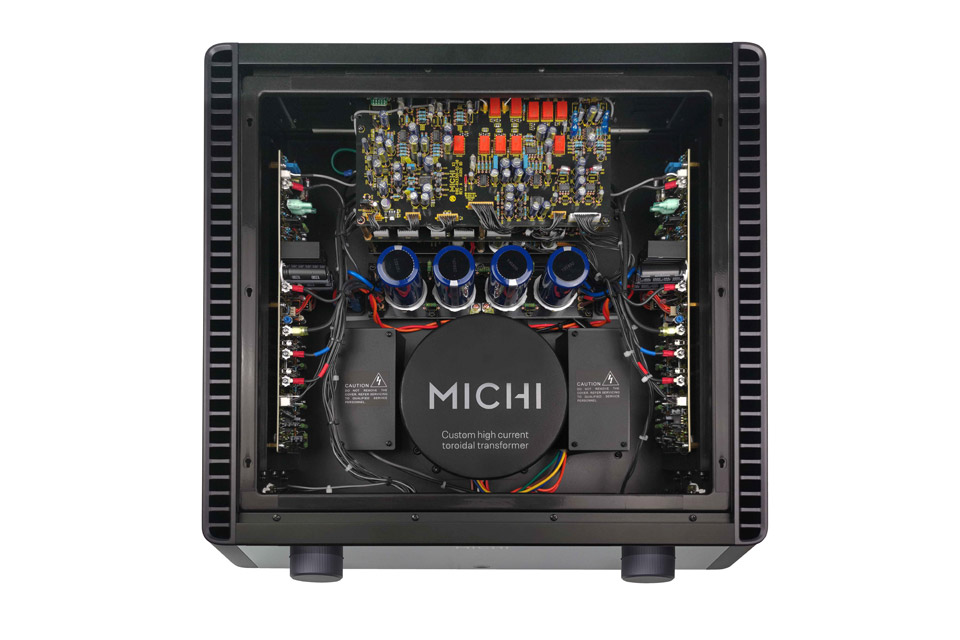 Michi X3 integrated amplifier