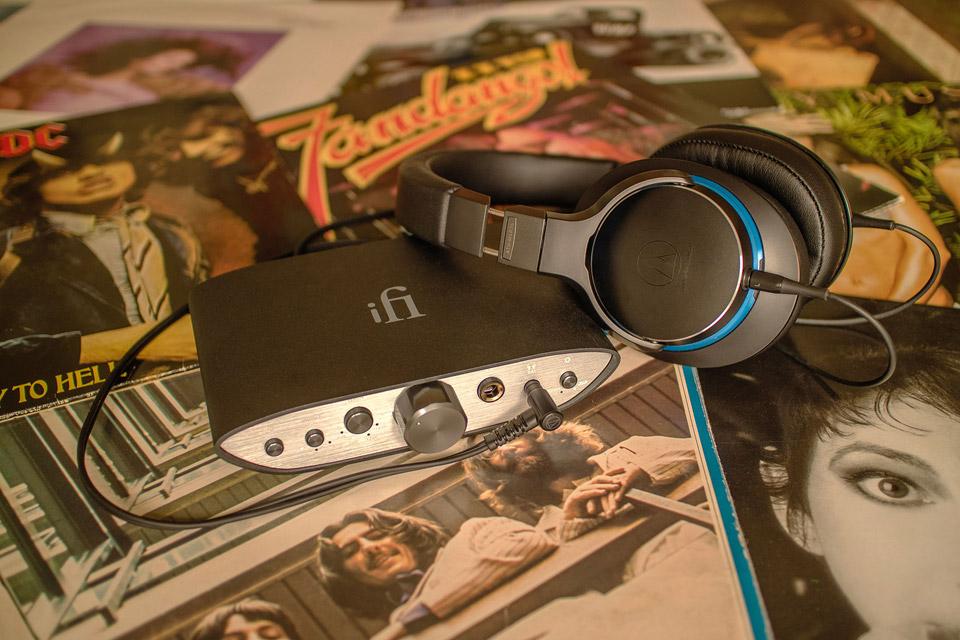 ifi ZEN CAN headphone amplifier - Lifestyle