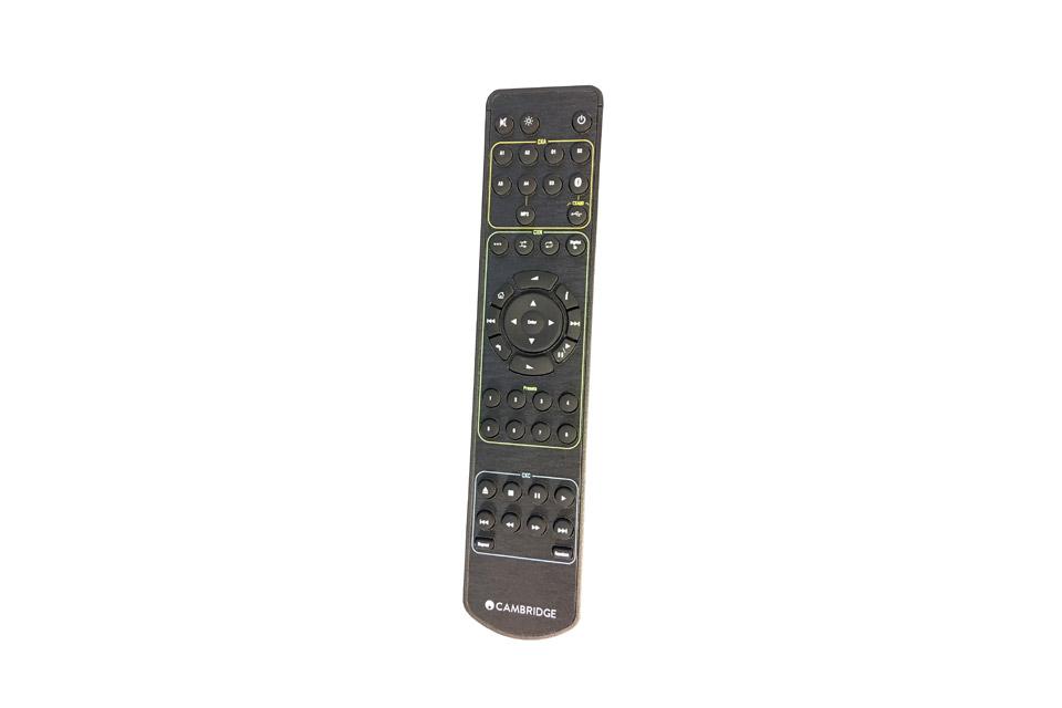 Camebridge Audio PZ804 remote control