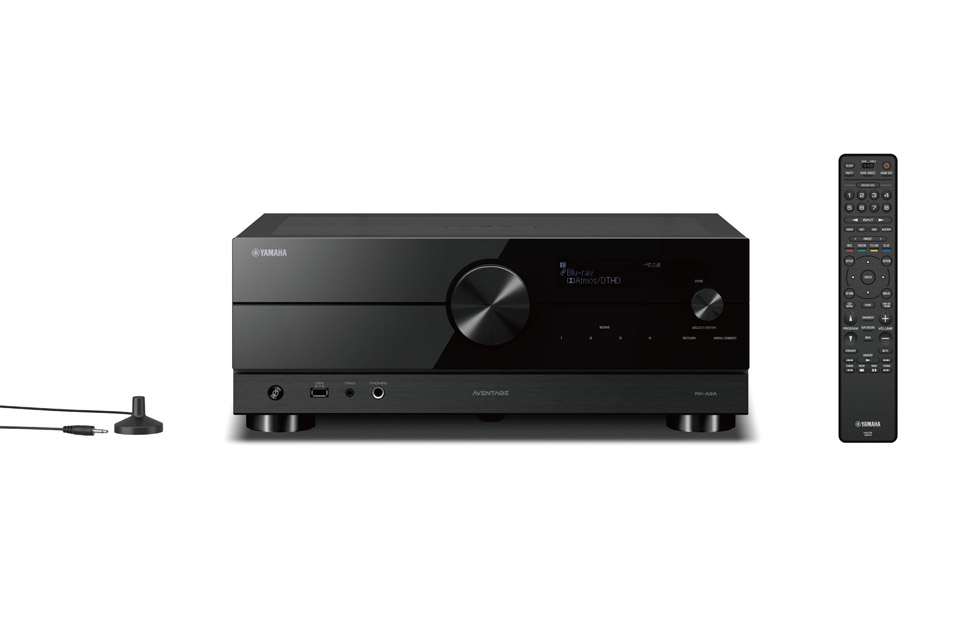 Yamaha Aventage RX-A2A surround receiver
