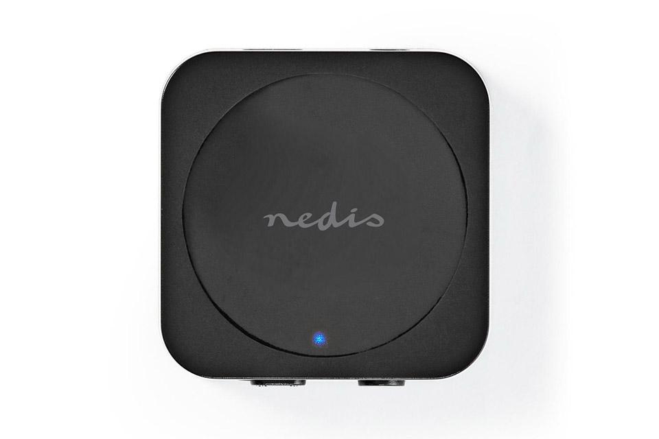 Nedis Bluetooth receiver/transmitter - Top light