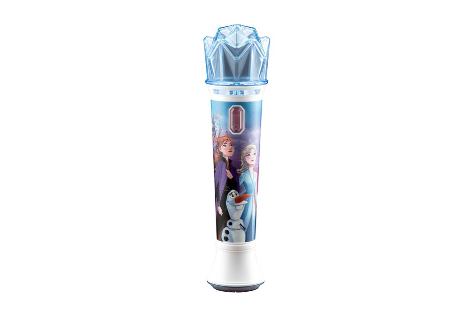 eKids FR-070 Disney Frozen 2 Sing-along microphone, from 3 years