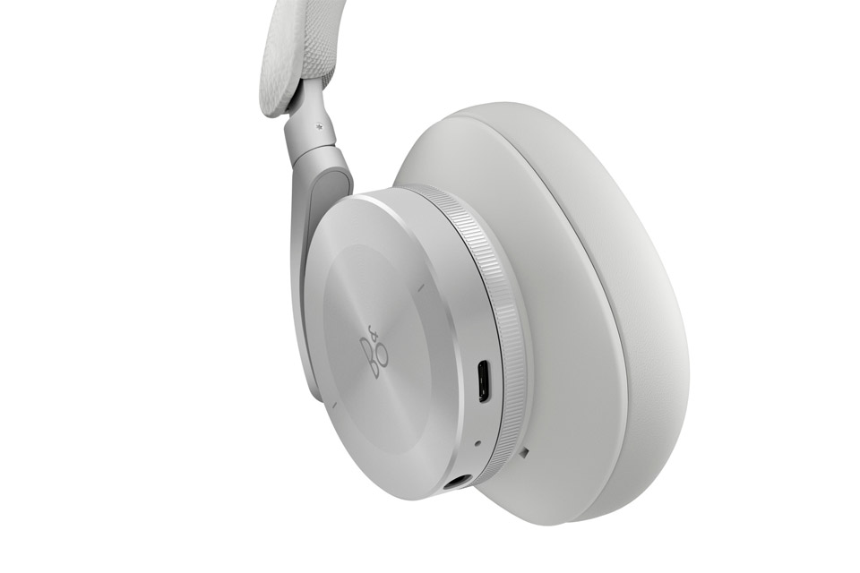 B&O Beoplay H95 headphones, grey mist
