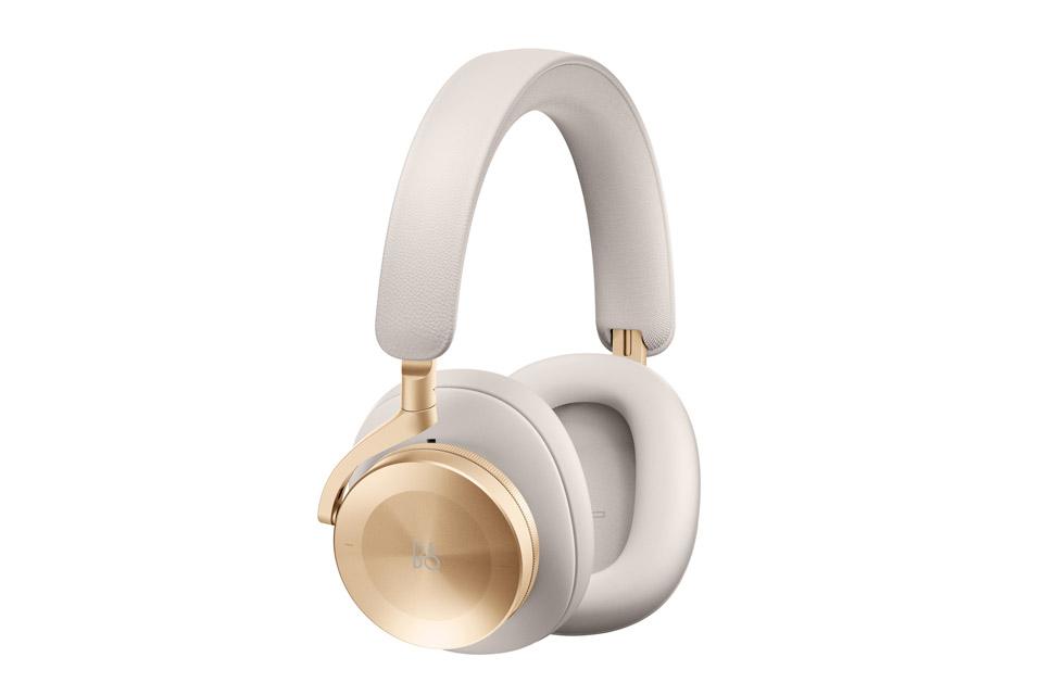 B&O Beoplay H95 headphones, gold tone