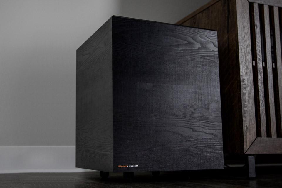 Klipsch cinema 600 soundbar with wireless subwoofer - Subwoofer