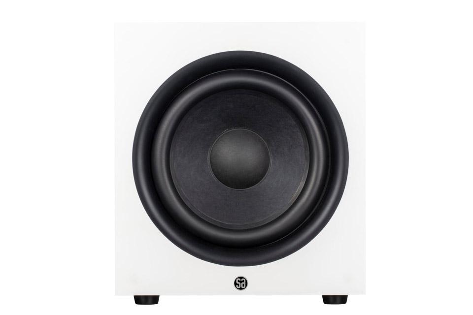 System Audio Legend 12 Subwoofer, white