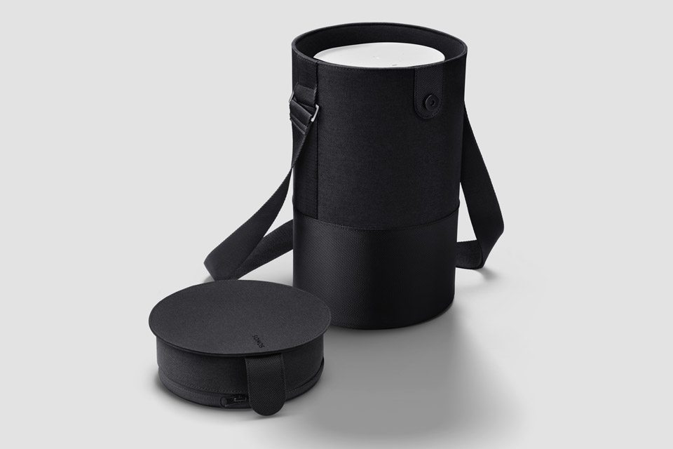 SONOS travel bag for Move, lunar inside
