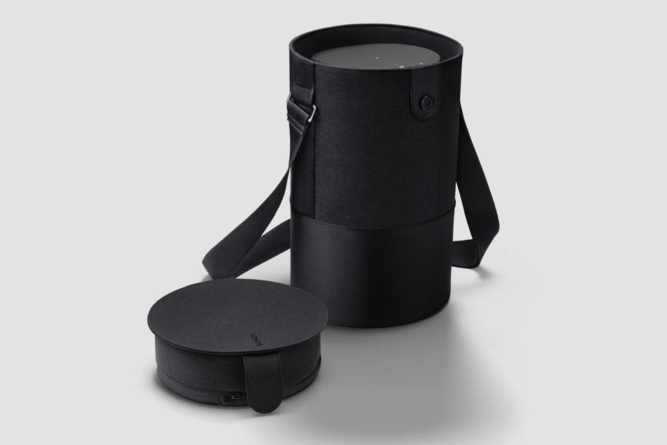SONOS travel bag for Move, black inside