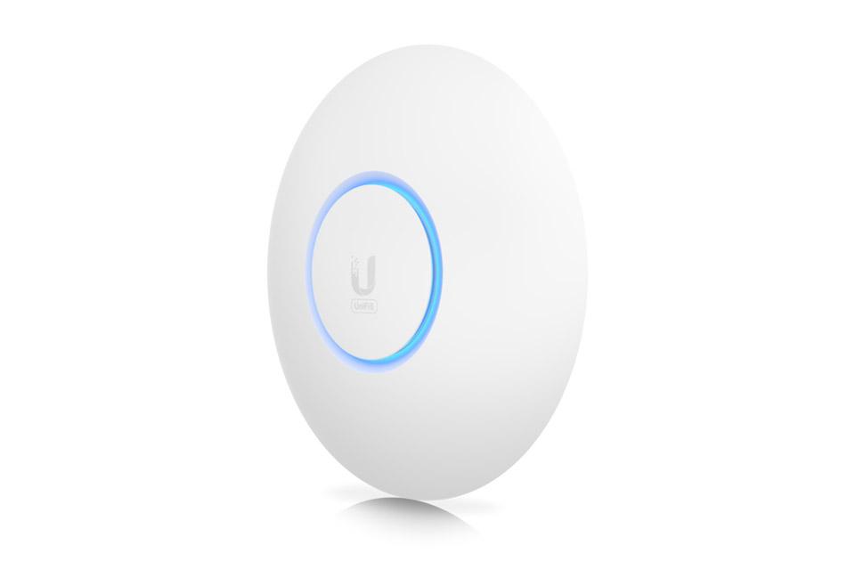 Ubiquiti U6-Lite-US UniFi 6 Dual Radio access point -  Side