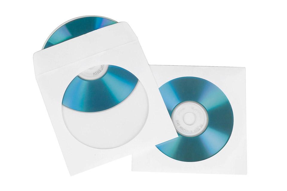 Hama CD/DVD paper slip
