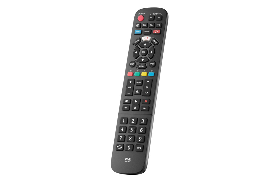 One for All URC 4914 Panasonic remote
