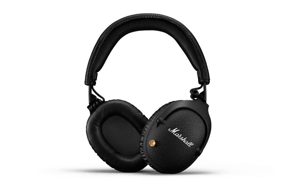 Marshall Monitor II ANC headphones, black