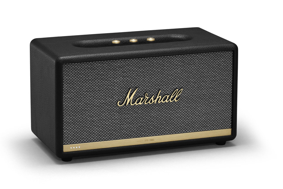 Marshall Stanmore II Voice speaker, black