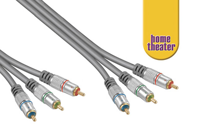 HomeTheater Component video