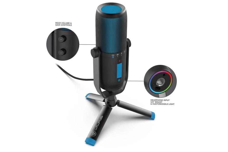JLab Audio Talk Pro USB microphone