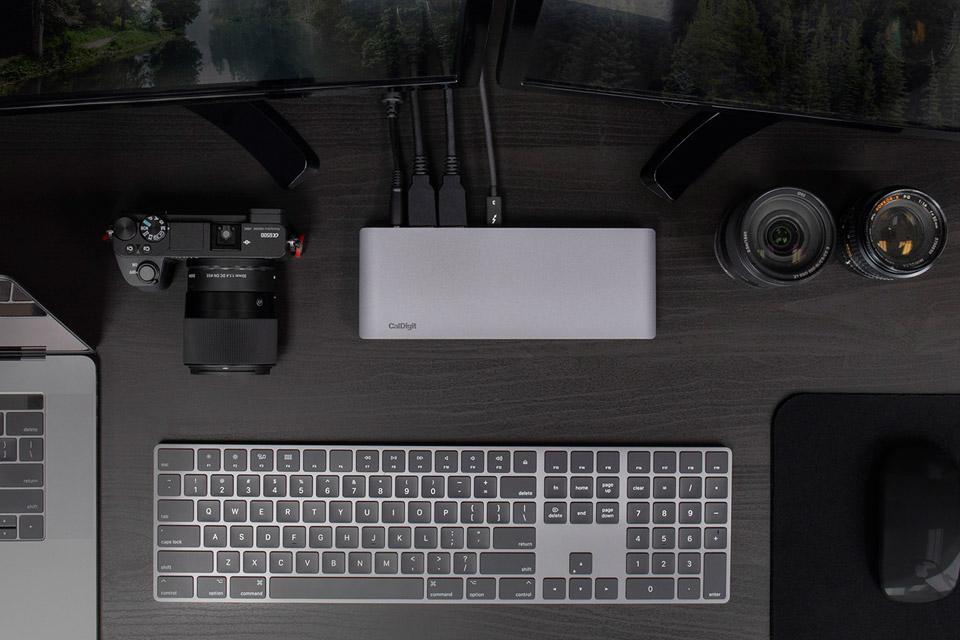 CalDigit USB-C HDMI Dock