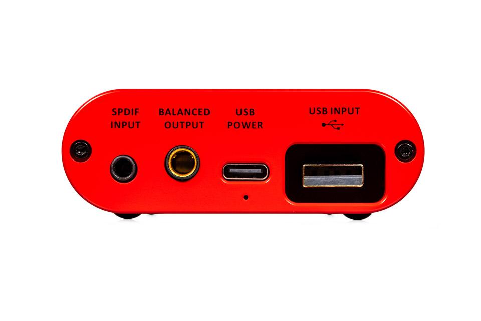 ifi Audio iDSD Diablo back