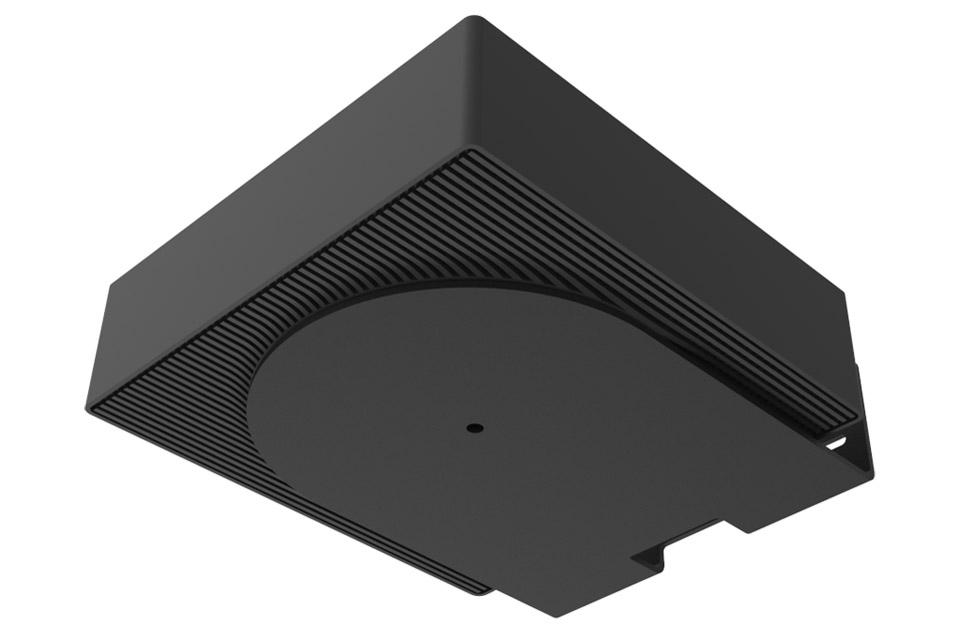 Cavus horizontal wall bracket for Sonos AMP - Buttom