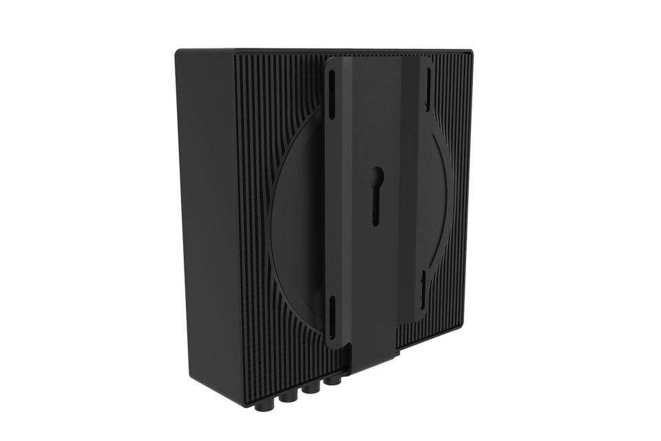 Cavus vertical wall bracket for Sonos AMP - Bottom