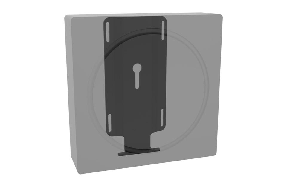 Cavus vertical wall bracket for Sonos AMP