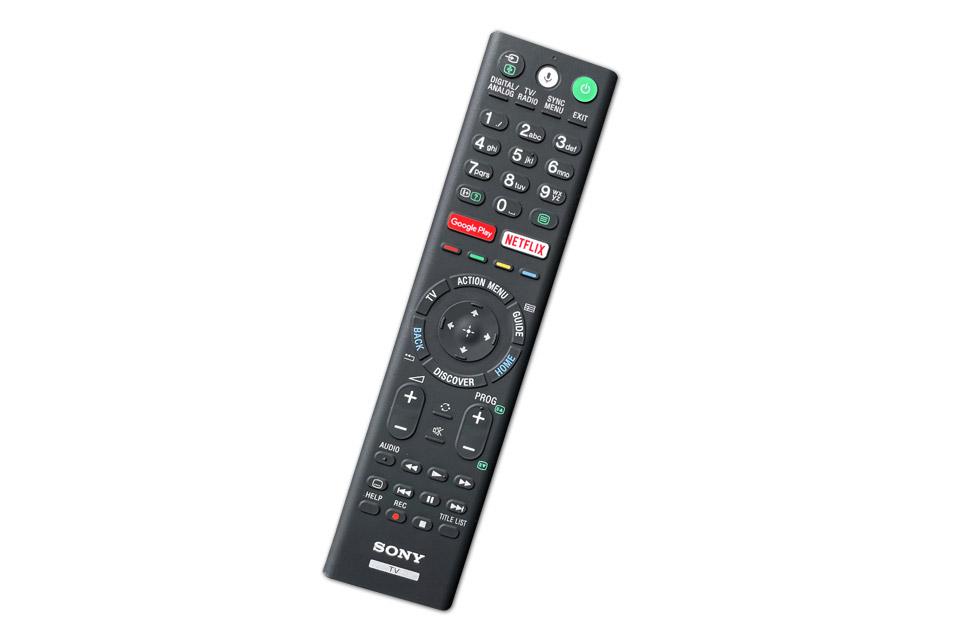 SONY RMF-TX201E remote control