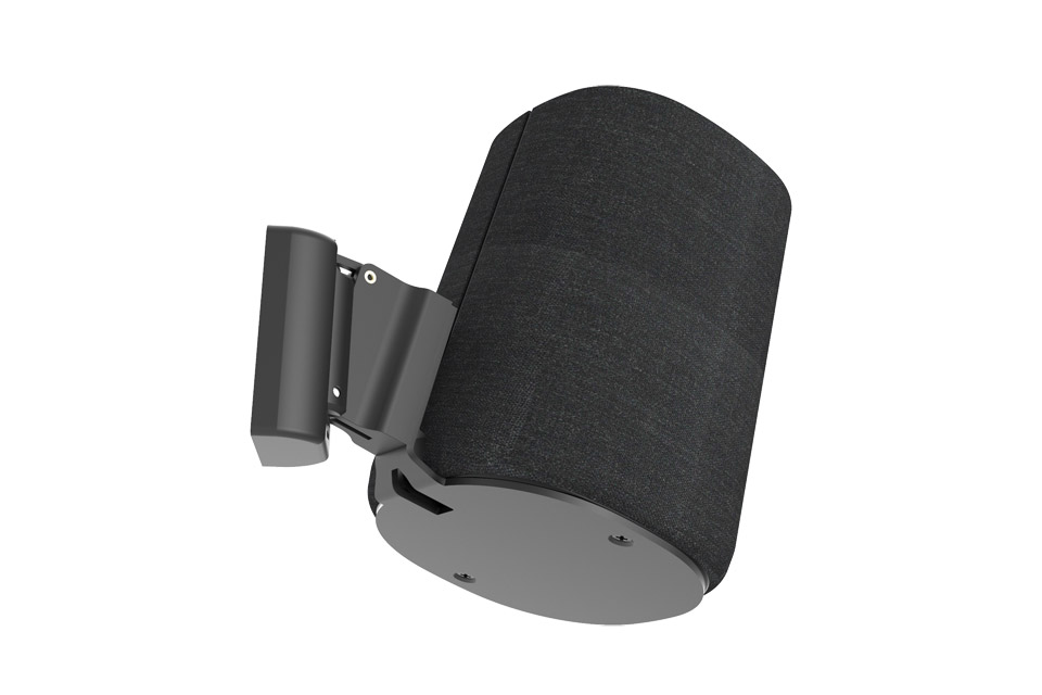 Cavus wall bracket for Citation One - Black