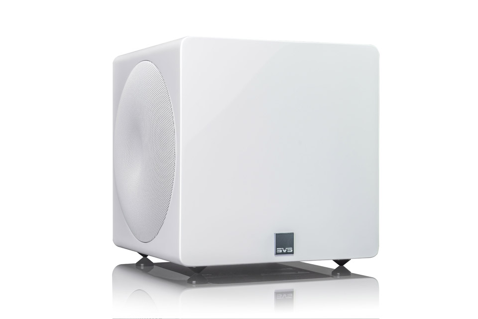 SVS SB3000 Micro subwoofer, white