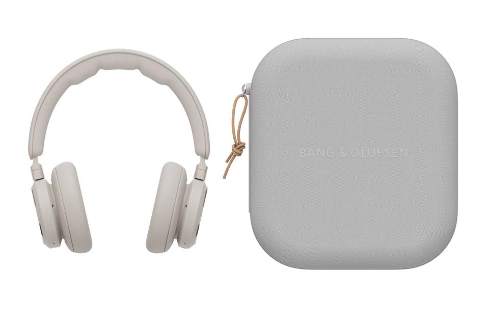 B&O Beoplay HX headphones, sand