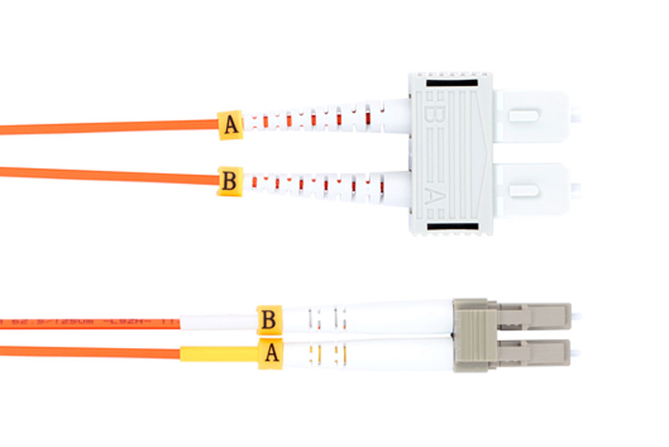 ProXtend LC to SC duplex fibre optic UPC cable (OM2)