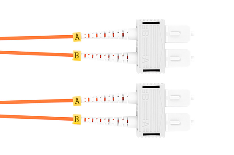 ProXtend SC to SC duplex fibre optic UPC cable (OM2)