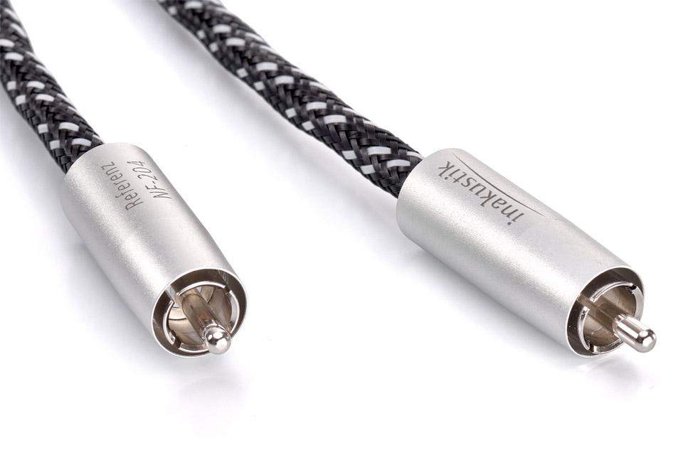 Inakustik Referenz NF-204 Micro Air stereo RCA cable
