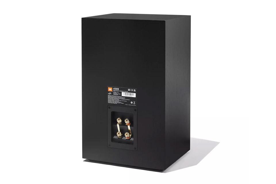 JBL Synthesis 4309 bookshelf speaker, black