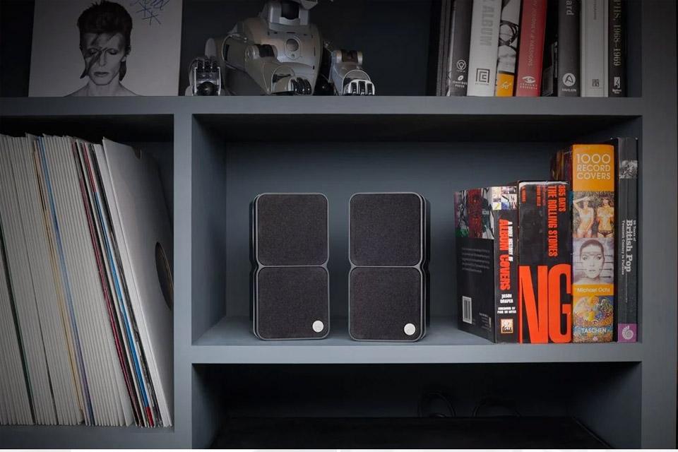 Cambridge Audio Minx Min22 Satellite speakers - Lifestyle