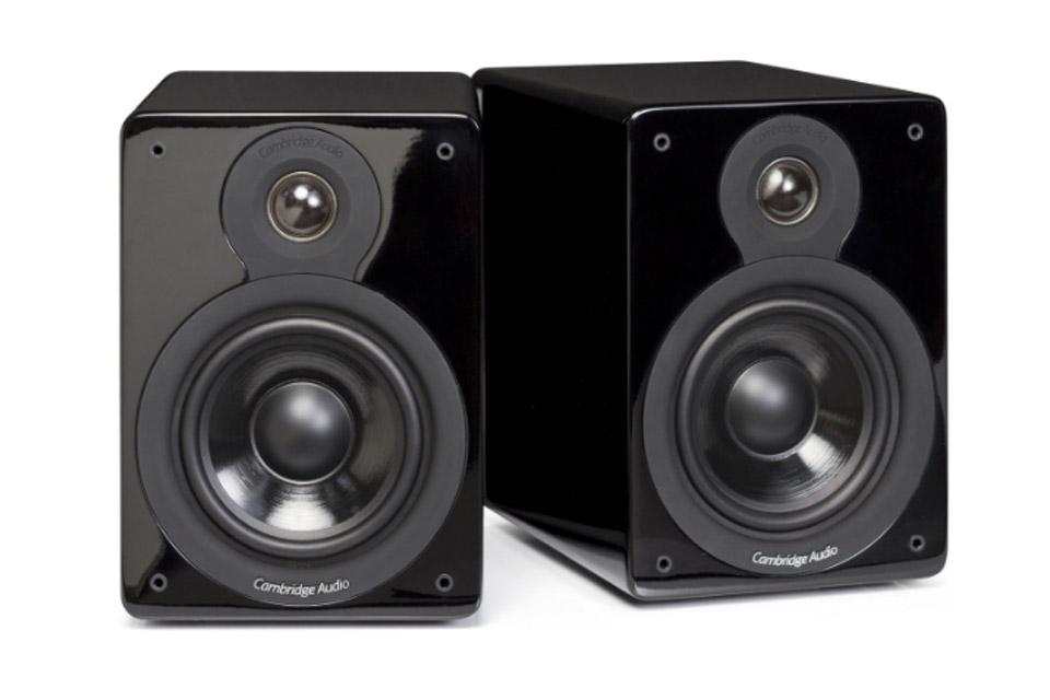 Cambridge Audio Minx XL bookshelf speaker - Black
