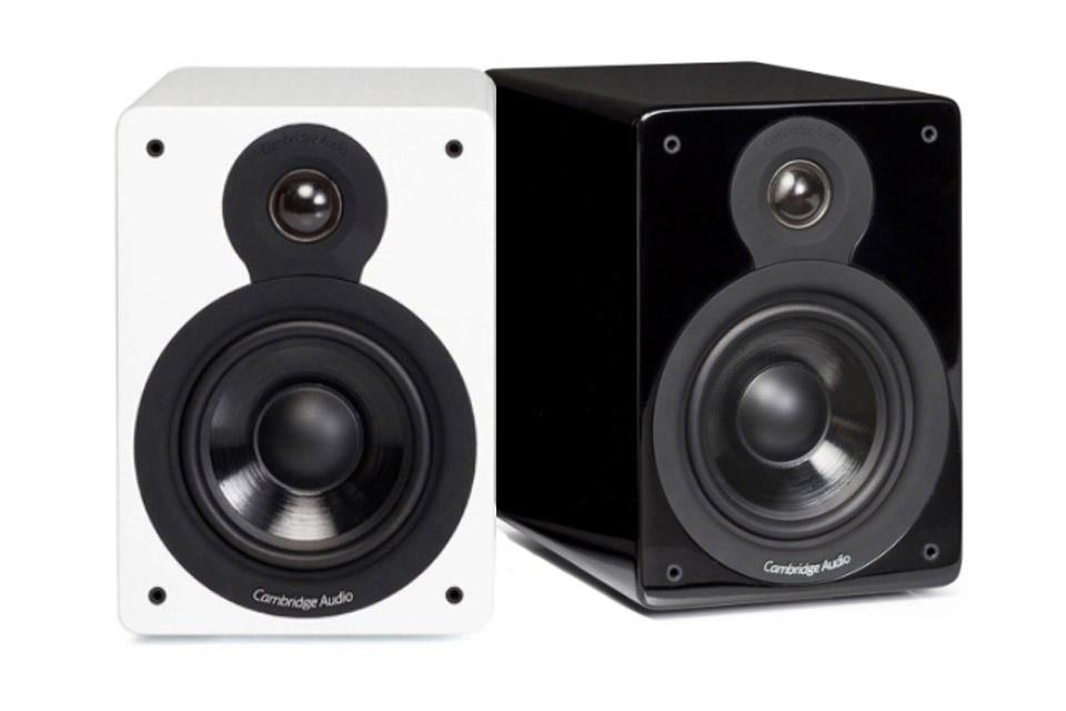 Cambridge Audio Minx XL bookshelf speaker - Both