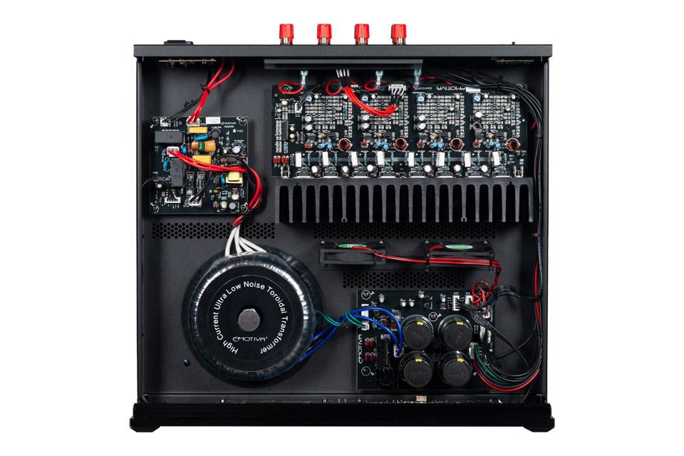 Emotiva BasX A4 power amplifier