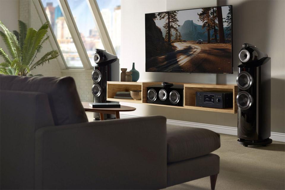 Rotel RAP-1580 MKII surround receiver, lifestyle