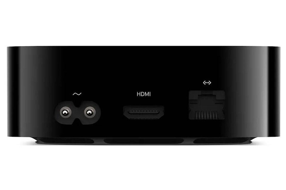 Apple TV 4K (6th generation) - Back