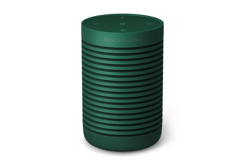 Beosound Explore portable speaker, green