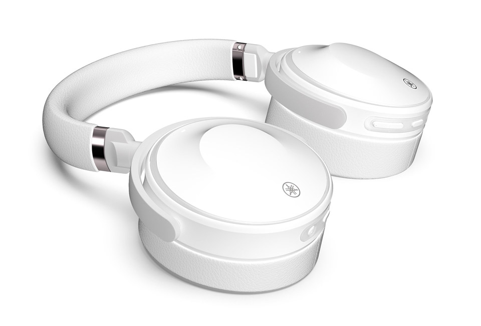 Yamaha YH-E700A headphones, white