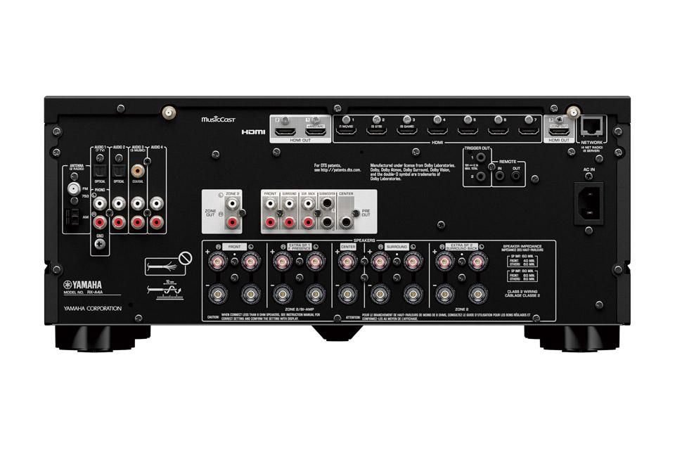 Yamaha RX-A4A Surround receiver