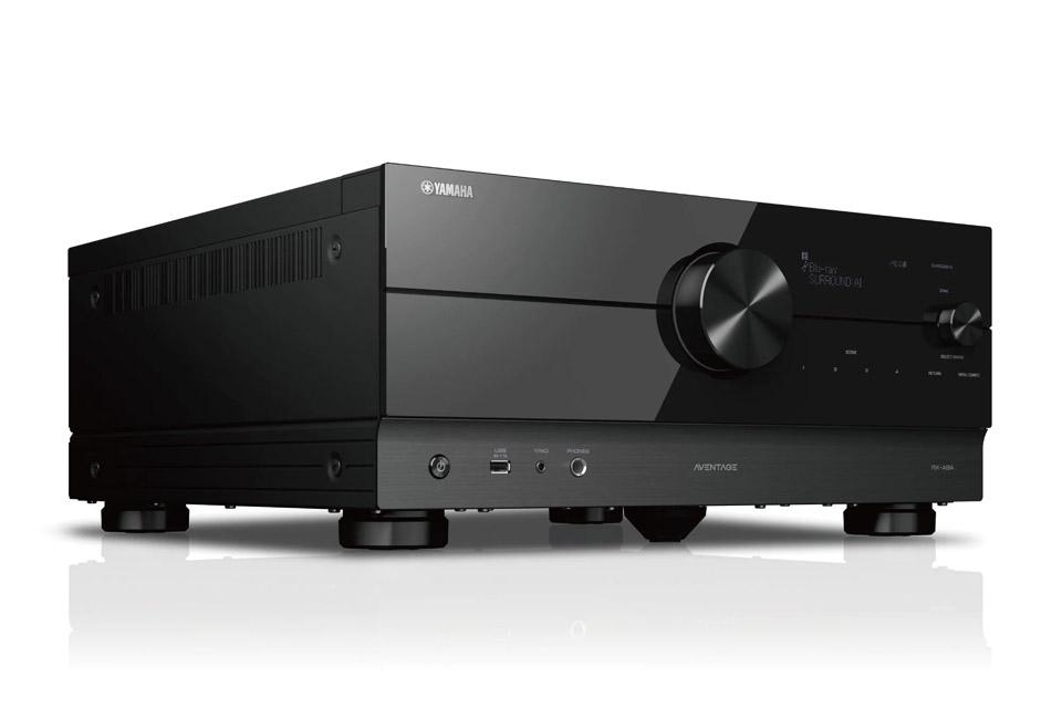 Yamaha RX-A8A surround receiver
