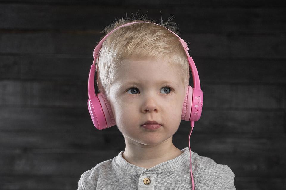 Buddy Phones Travel børnehovedtelefoner til rejser, lifestyle