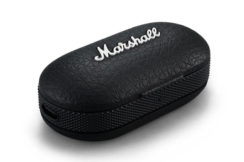 Marshall Mode II trådløse in-ear høretelefoner, sort
