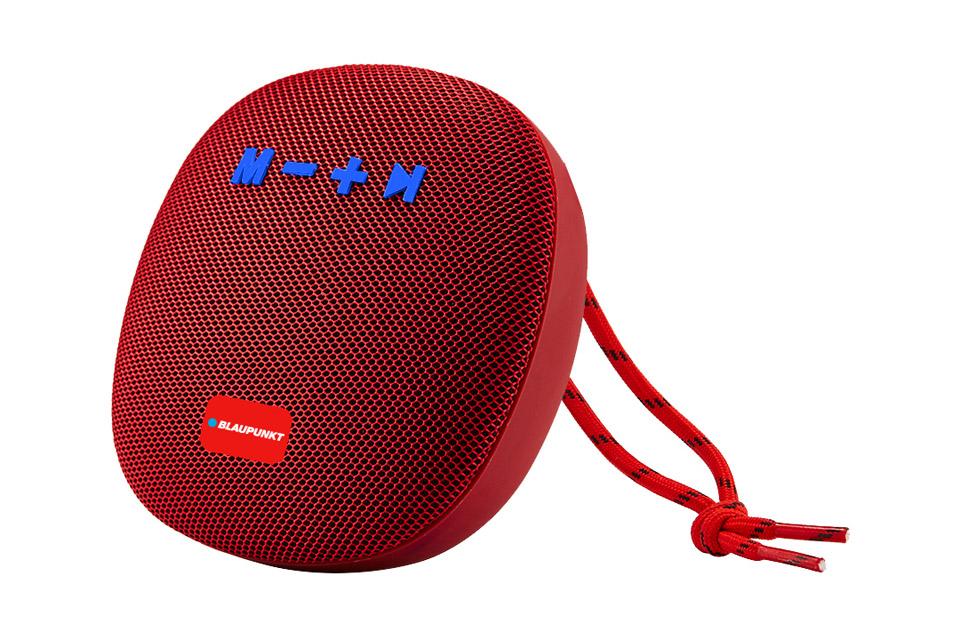 Blaupunkt BLP 3120 portable Bluetooth speaker - Red